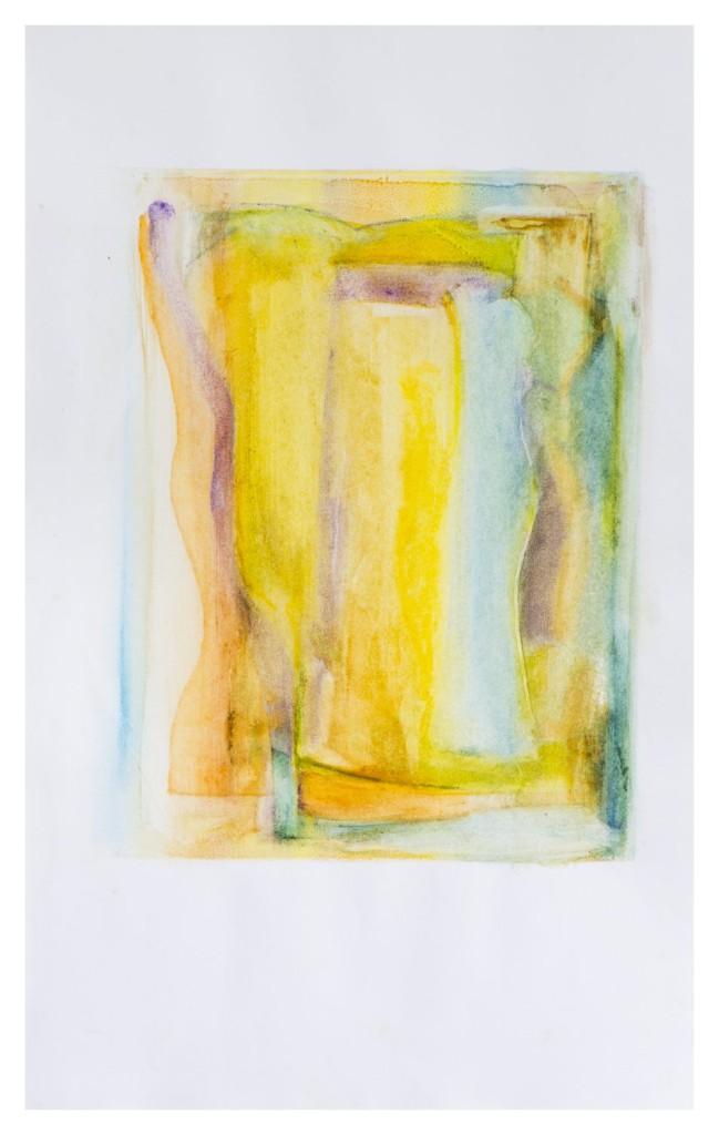 Silkscreen, 50 x 70cm, SS 107