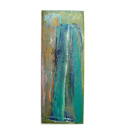 #50 / Size: 165 x 95 cm / acrylic on canvas 2003