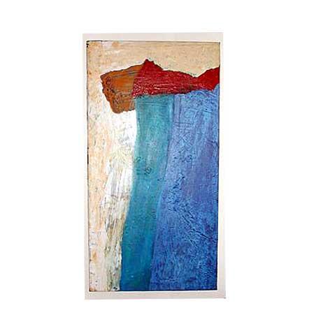 untitled 6 / Size: 66 x 128 cm / acrylic on canvas