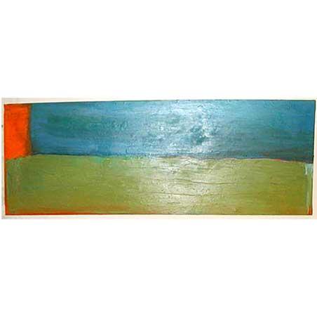 untitled 13 / Size: 80 x 220 cm / acrylic on canvas