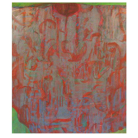 title: sr5 / series: tiw / size: 152 x 172 cm / media: acrylic and canvas / 2005