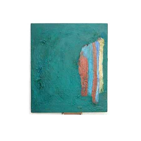 #27 /  Size: 56 x 65 cm / acrylic on canvas 2003
