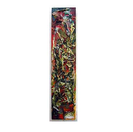 #35 / Size: 122 x 181 cm / acrylic on canvas 2003