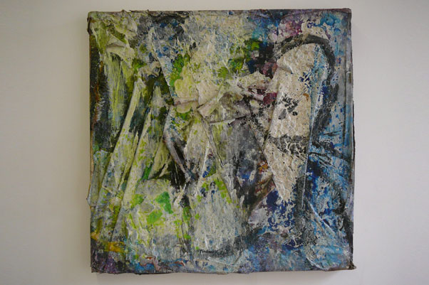Bill Ainslie / acrylic on canvas for details call Seippel Gallery JHB