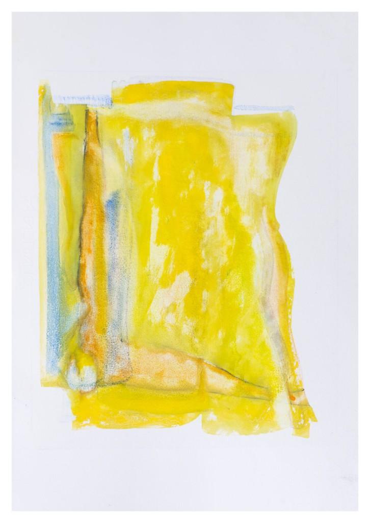 Silkscreen, 50 x 70cm, SS 101