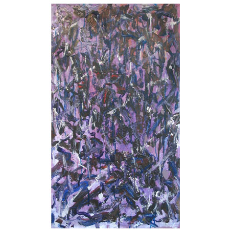 title: pf / series: tiw / size: 86 x 145 cm / media: acrylic and canvas / 2005