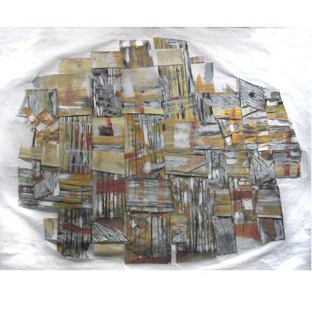 series: t l w w m / size: 109 x 85cm / media: acrylic on paper / 2004