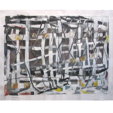 series: tiw / size: 64 x 85cm / media: mixed media on paper / 2005